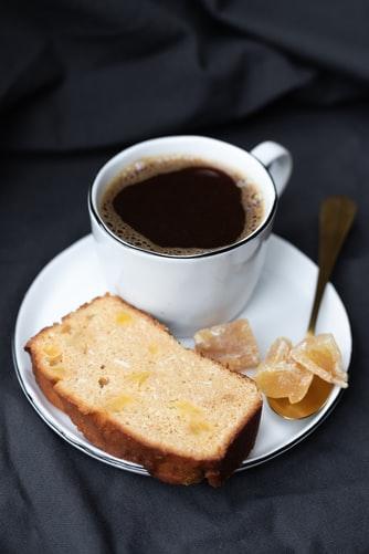 kaffe och kaka